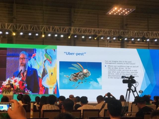 Pest Summit 2018 at Shenzhen China